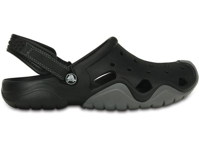 Crocs Swiftwater Sandalen Heren zwart